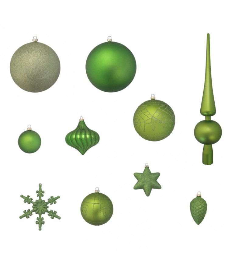 Luxury-Tree-Green-210cm-Ornaments
