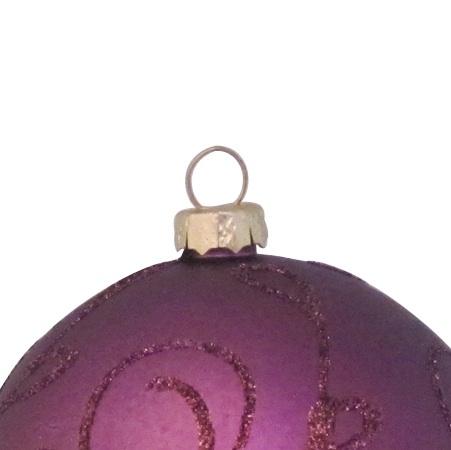 Basic Tree Purple Milka 150cm-1787