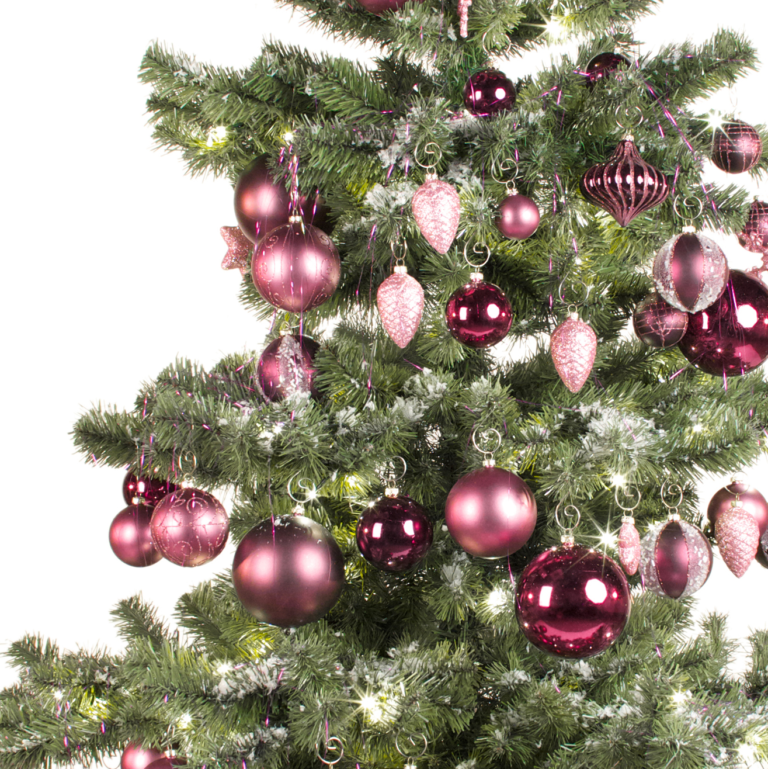 Basic Tree Purple Milka 120cm-1802
