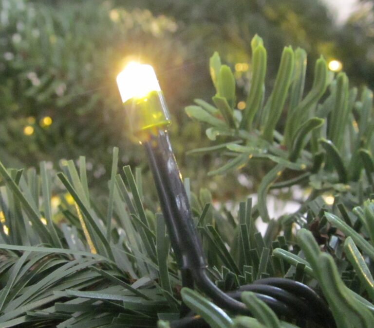 Basic Tree Bright and Silver 150cm-1678
