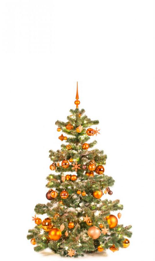 Basic Tree Warm Copper 150cm-1448