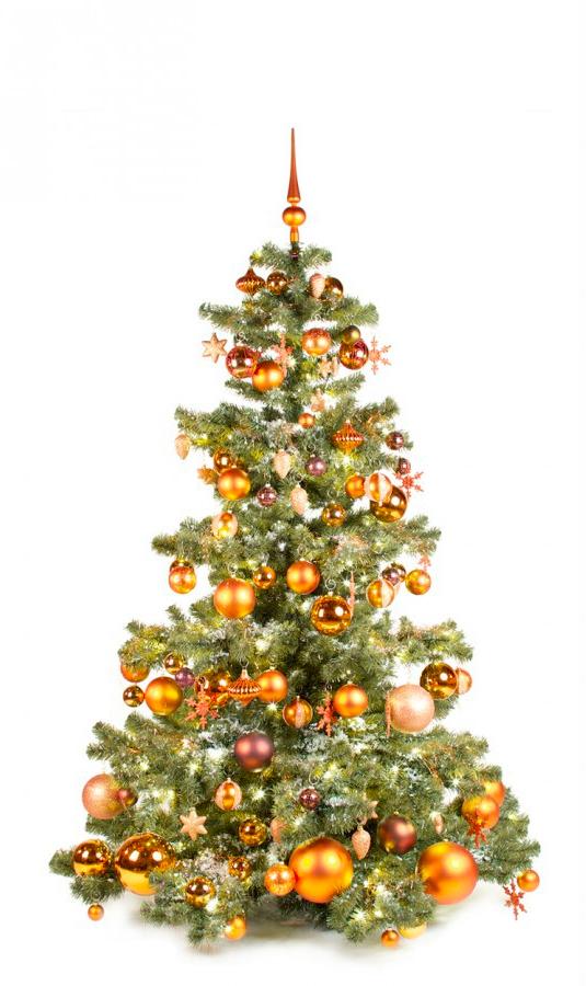 Basic Tree Warm Copper 180cm-1447