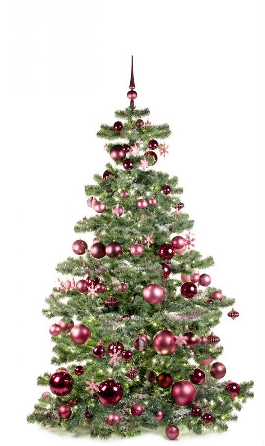 Basic Tree Purple Milka 210cm-1431