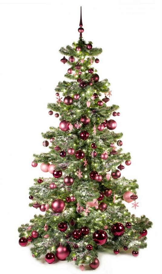 Basic Tree Purple Milka 240cm-1430