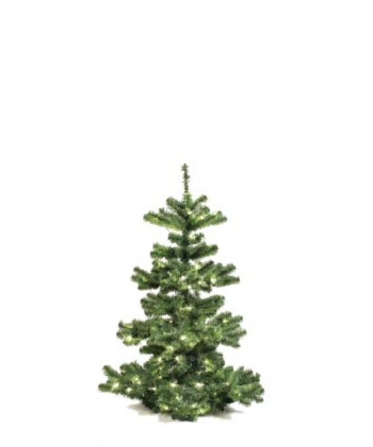 Basic Tree Bright and Silver 120cm-1695