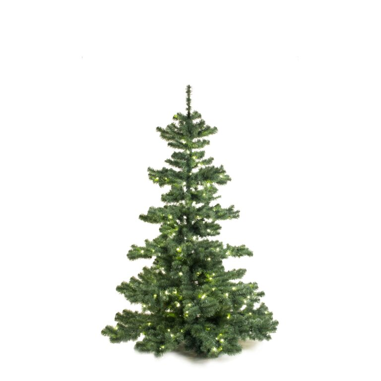 Basic Tree Bright and Silver 180cm-1673