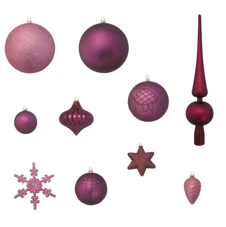 Basic Tree Purple Milka 240cm-1760