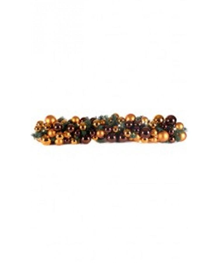 Luxury Garland Warm Copper 100cm-1097