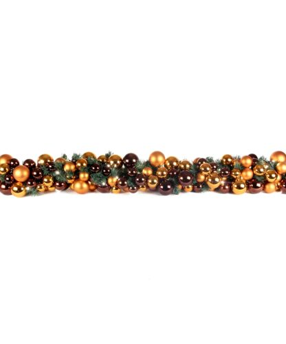 Luxury Garland Warm Copper 200cm-0