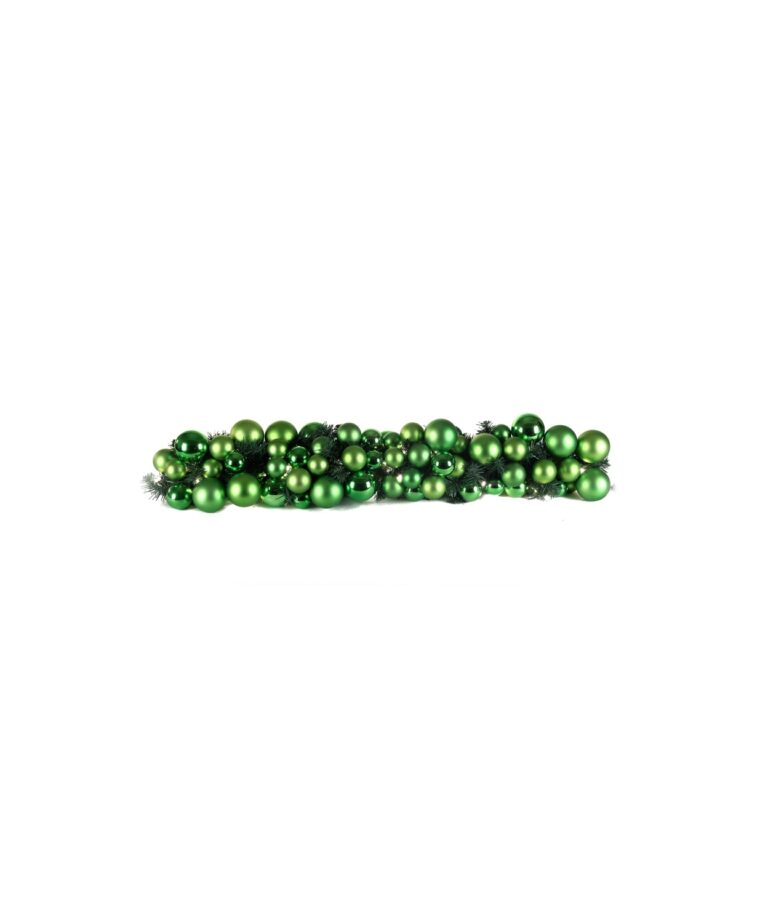 Luxury Garland Refreshing Green 100cm-0