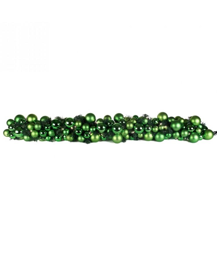 Luxury Garland Refreshing Green 200cm-1096